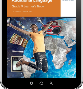 eBook ePub for Tablets: Via Afrika English First Additional Language Grade 9 Learner's Book
