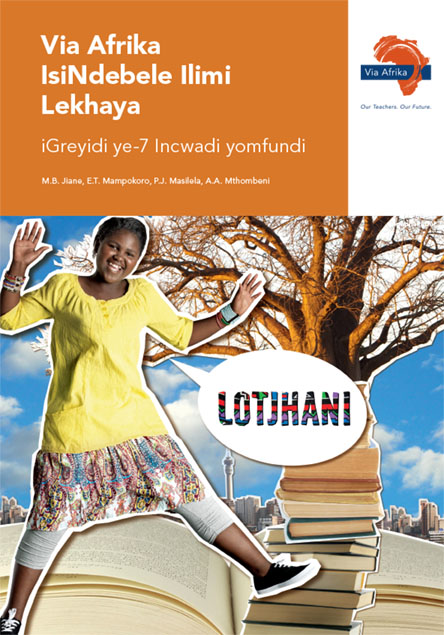 Via Afrika isiNdebele Home Language Grade 7 Learner's Book