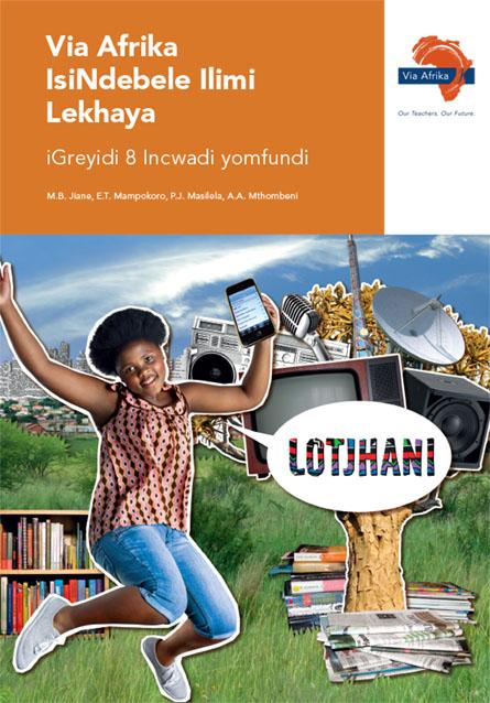 Via Afrika isiNdebele Home Language Grade 8 Learner's Book