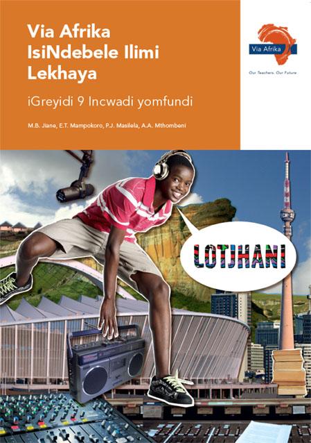 Via Afrika isiNdebele Home Language Grade 9 Learner's Book