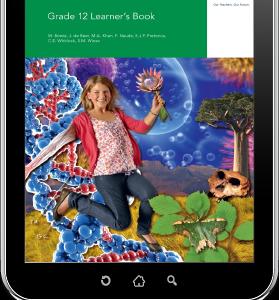 eBook ePub for Tablets: Via Afrika Life Sciences Grade 12 Learner's Book