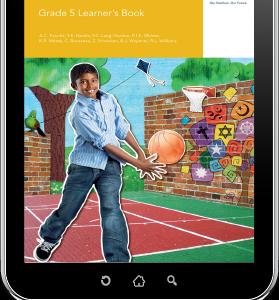 eBook ePub for Tablets: Via Afrika Life Skills Grade 5 Learner's Book