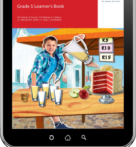 eBook ePub for Tablets: Via Afrika Mathematics Grade 5 Learner's Book