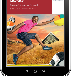 eBook ePub for Tablets: Via Afrika Mathematical Literacy Grade 10 Learner's Book
