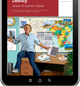 eBook ePub for Tablets: Via Afrika Mathematical Literacy Grade 12 Learner's Book