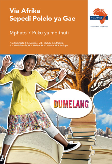 Via Afrika Sepedi Home Language Grade 7 Learner's Book