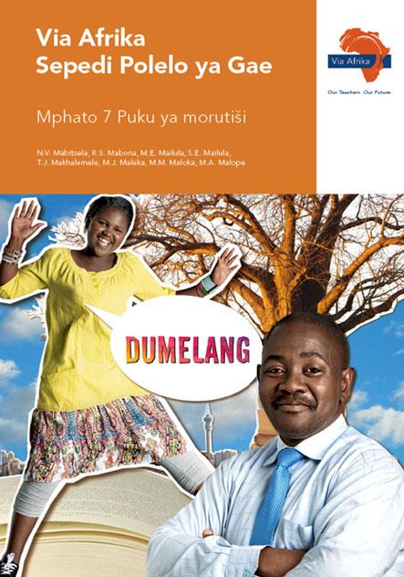 Via Afrika Sepedi Home Language Grade 7 Teacher's Guide