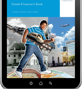 eBook ePub for Tablets: Via Afrika Social Sciences Grade 8 Learner's Book