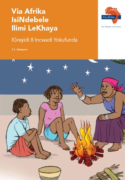 Via Afrika isiNdebele Home Language Grade 8 Reader