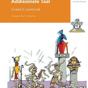 Via Afrika Afrikaans Eerste Addisionele Taal Graad 6 Leesboek