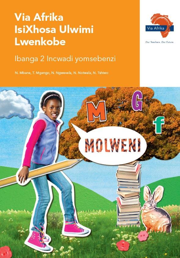 Via Afrika isiXhosa Home Language Grade 2 Workbook