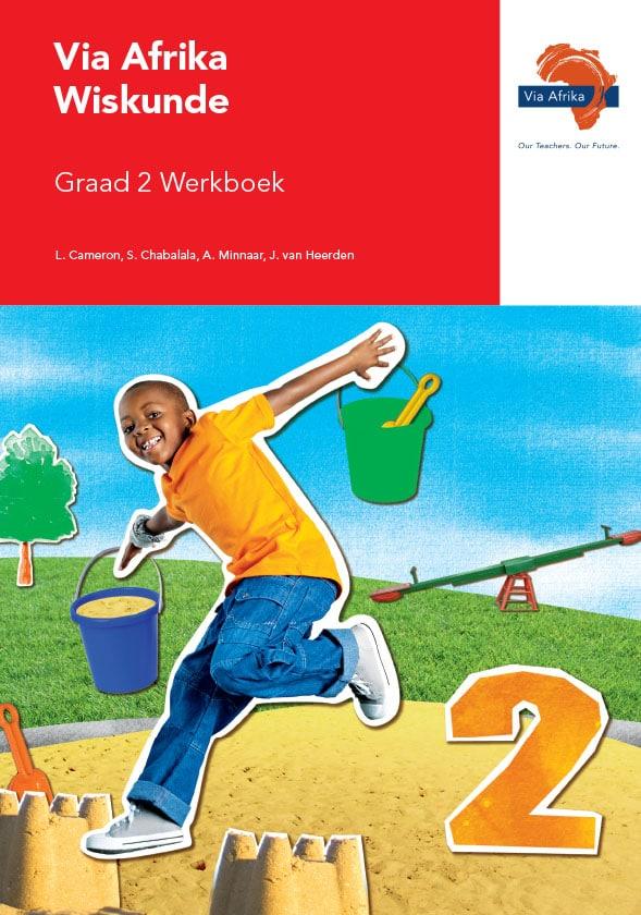 Via Afrika Wiskunde Graad 2 Werkboek