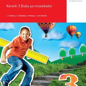 Via Afrika Sesotho Mathematics Grade 3 Workbook