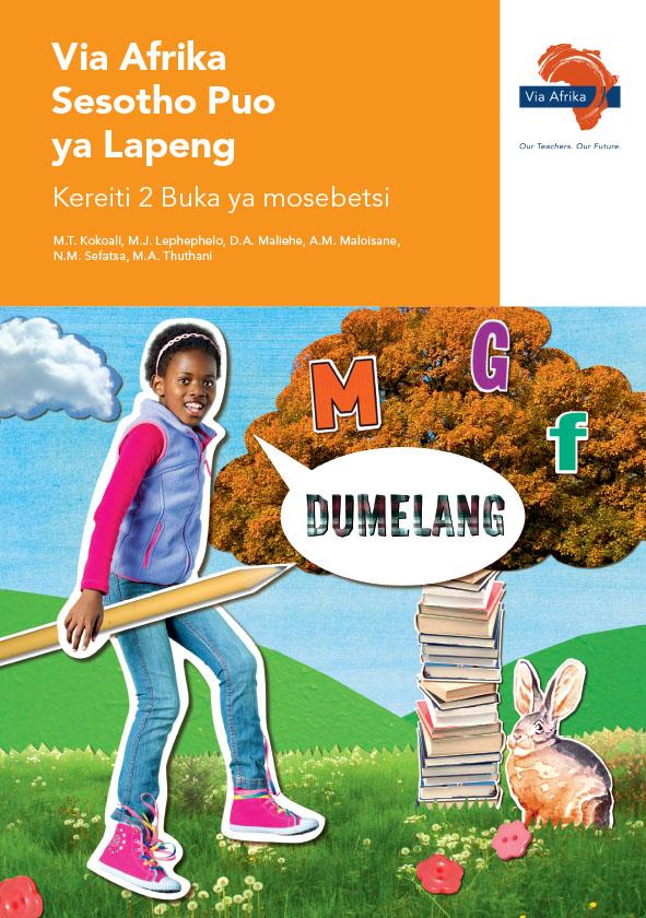 Via Afrika Sesotho Home Language Grade 2 Workbook