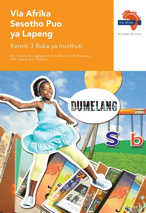 Via Afrika Sesotho Home Language Grade 3 Learner's Book