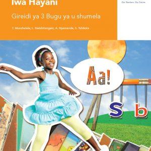 Via Afrika Tshivenḓa Home Language Grade 3 Workbook