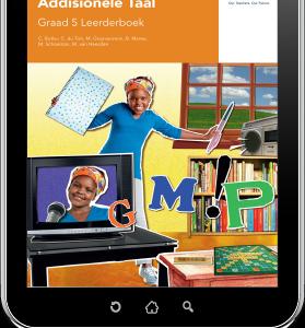 e-Boek ePub vir Android-tablette: Via Afrika Afrikaans Eerste Addisionele Taal Graad 5 Leerderboek