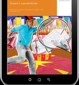 e-Boek ePub vir Android-tablette: Via Afrika Afrikaans Huistaal Graad 6 Leerderboek
