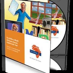 e-Boek op CD vir rekenaars: Via Afrika Afrikaans Eerste Addisionele Taal Graad 5 Leerderboek