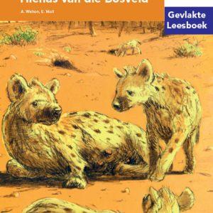 Via Afrika Intermediêre Fase Gevlakte Leesboek 23: Hera en Harry, gevlekte Hiënas van die Bosveld