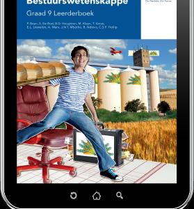 e-Boek ePub vir Android-tablette: Via Afrika Ekonomiese en Bestuurswetenskappe Graad 9 Leerderboek