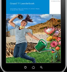 e-Boek ePub vir Android-tablette: Via Afrika Geografie Graad 11 Leerderboek
