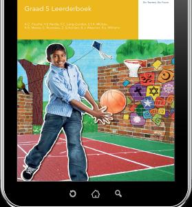 e-Boek ePub vir Android-tablette: Via Afrika Lewensvaardighede Graad 5 Leerderboek