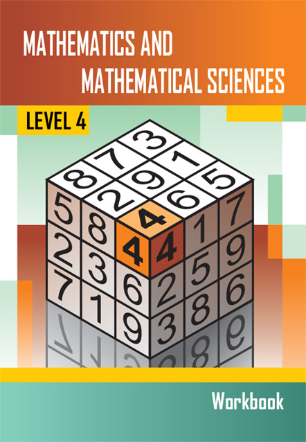 Mathematics and Mathematical Sciences Level 4 Workbook