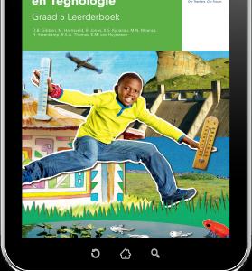 e-Boek ePub vir Android-tablette: Via Afrika Natuurwetenskappe en Tegnologie Graad 5 Leerderboek
