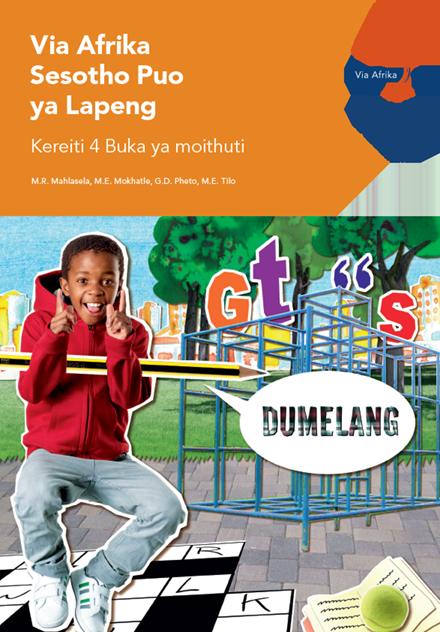 Via Afrika Sesotho Home Language Grade 4 Learner's Book