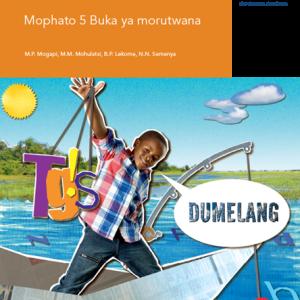 Via Afrika Setswana Home Language Grade 5 Learner's Book