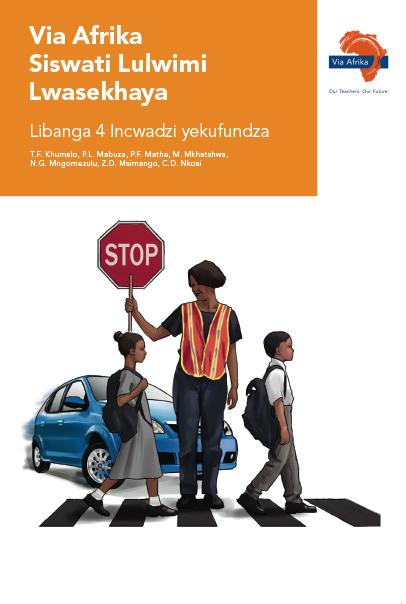 Via Afrika Siswati Home Language Grade 4 Reader