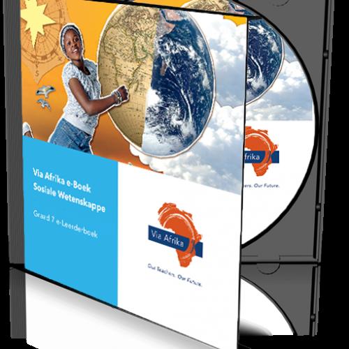 e-Boek op CD vir rekenaars: Via Afrika Sosiale Wetenskappe Graad 7 Leerderboek