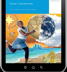 e-Boek ePub vir Android-tablette: Via Afrika Sosiale Wetenskappe Graad 7 Leerderboek