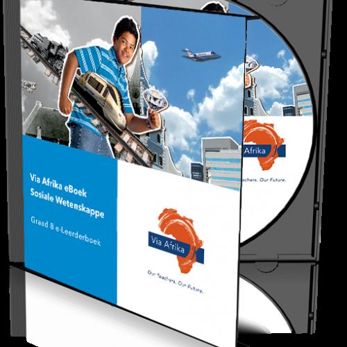 e-Boek op CD vir rekenaars: Via Afrika Sosiale Wetenskappe Graad 8 Leerderboek