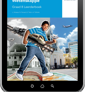 e-Boek ePub vir Android-tablette: Via Afrika Sosiale Wetenskappe Graad 8 Leerderboek