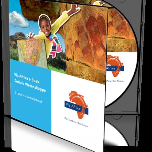 e-Boek op CD vir rekenaars: Via Afrika Sosiale Wetenskappe Graad 5 Leerderboek