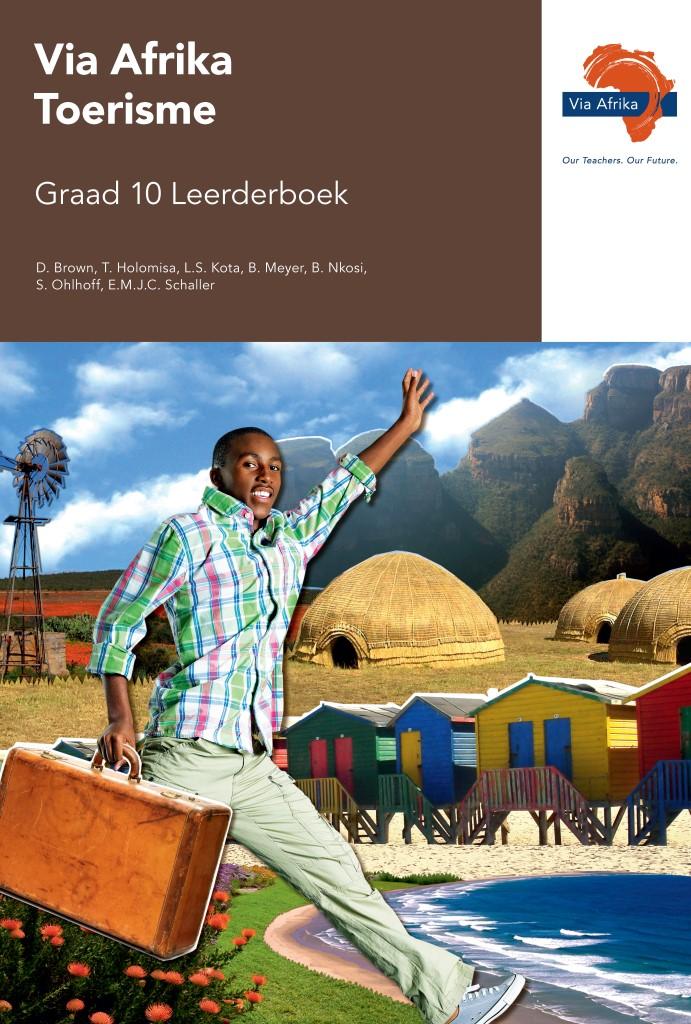 Via Afrika Toerisme Graad 10 Leerderboek