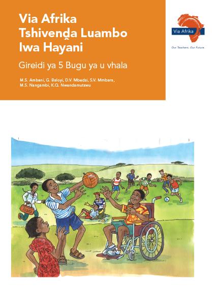 Via Afrika Tshivenḓa Home Language Grade 5 Reader