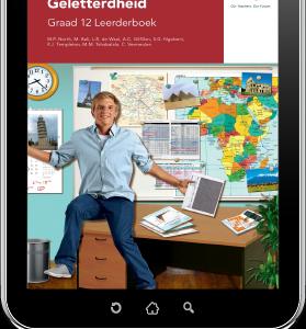 e-Boek ePub vir Android-tablette: Via Afrika Wiskundige Geletterdheid Graad 12 Leerderboek