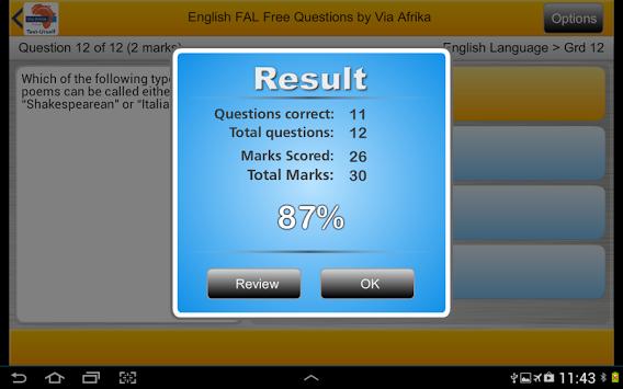 Via Afrika Test-Urself