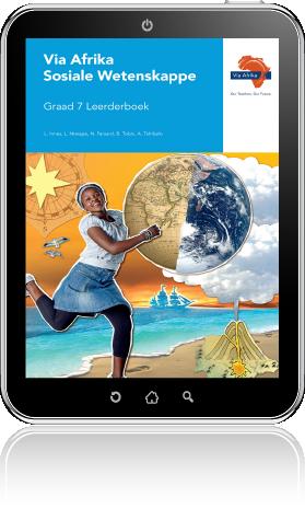 e-Boek PDF: Via Afrika Sosiale Wetenskappe Graad 7 Leerderboek