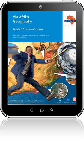 eBook PDF: Via Afrika Geography Grade 12 Learner's Book
