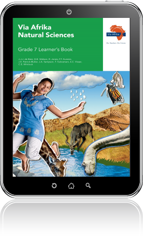 eBook PDF: Via Afrika Natural Sciences Grade 7 Learner's Book