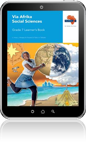 eBook PDF: Via Afrika Social Sciences Grade 7 Learner's Book