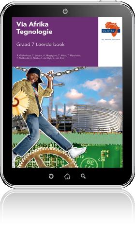 e-Boek PDF: Via Afrika Tegnologie Graad 7 Leerderboek