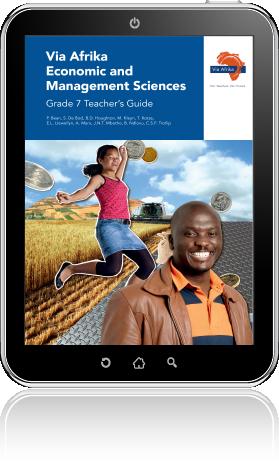eBook PDF: Via Afrika Economic and Management Sciences Grade 7 Teacher's Guide
