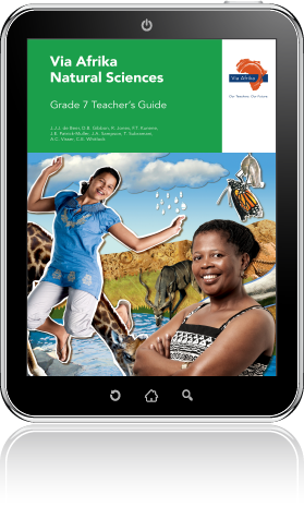 eBook PDF: Via Afrika Natural Sciences Grade 7 Teacher's Guide