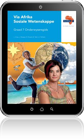 e-Boek PDF: Via Afrika Sosiale Wetenskappe Graad 7 Onderwysersgids