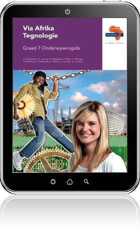 e-Boek PDF: Via Afrika Tegnologie Graad 7 Onderwysersgids